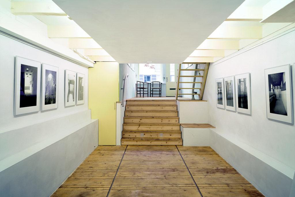 ir. Schelto Doyer Architect | Verbouwing Galerie Voor Aanbrengen Traplift Amsterdam