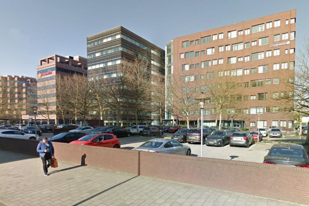 ir. Schelto Doyer Architect | Renovatie van kantoorverdieping door nieuwbouw interieur, Amsterdam