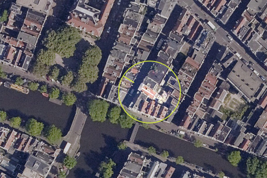 ir. Schelto Doyer Architect | Stadsvernieuwing Door Fundering en Uitbreiding Woning In Monument Amsterdam Jordaan