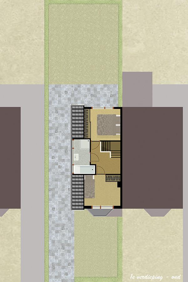 ir. Schelto Doyer Architect | Uitbreiding Eengezinswoning Met Kinderkamer En Serre Badhoevedorp
