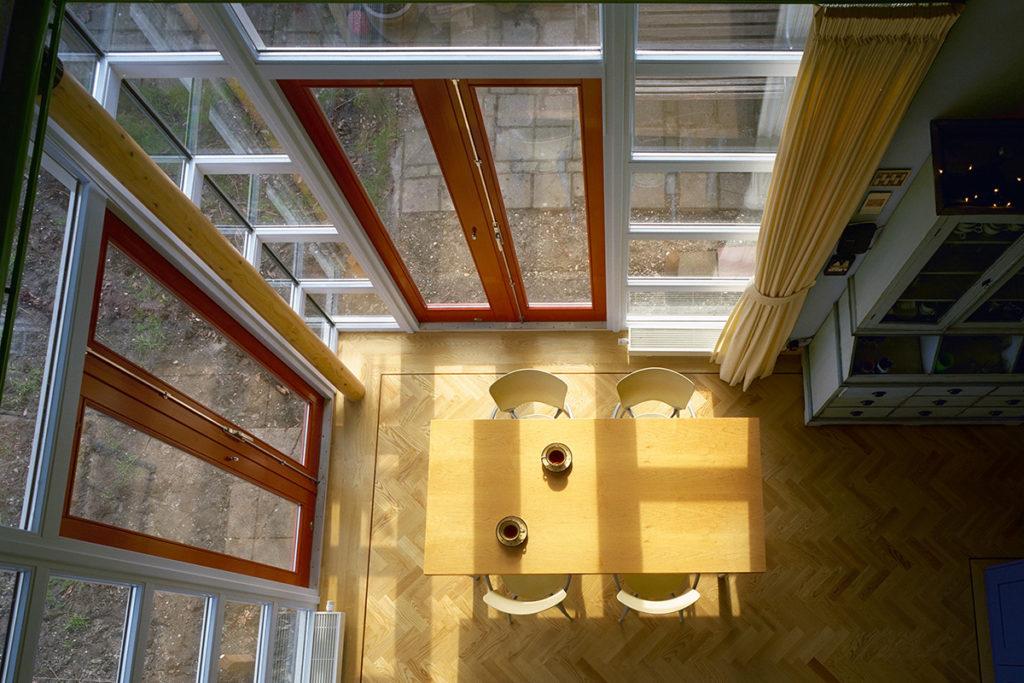 ir. Schelto Doyer Architect | Uitbreiding Eengezinswoning Met Woonkeuken En Badkamer Badhoevedorp Jaren 30 Twee Onder Een Kap