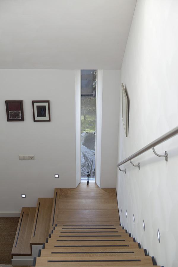 ir. Schelto Doyer Architect | Verbouwing Woonhuis Door Uitbreiding Van Woonkamer Met Garage Houten